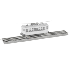 Lionel 84373 Special Trolley Announcement Track