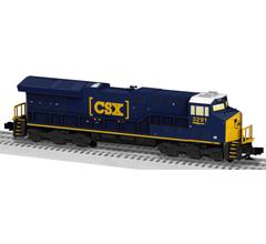 Lionel #1934022 CSX #3291 ET44AC LionChief Plus 2.0