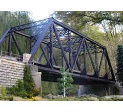 Atlas #6922 3 Rail Bridge Add-On Kit