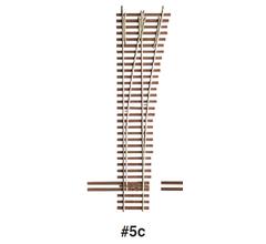 Micro Engineering #14-715 HO Code 83 #5c Lead Ladder RH