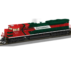 American Flyer #1921102 Ferromex Legacy SD70ACE #4012 (SPECIAL ORDER ONLY)