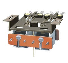 Peco #PL15 Twin Micro Switch Kit (connects to turnout motor PL-10)