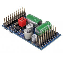 ESU #58325 LokSound 5 L for O Scale (with adapter board) Ready for Programming