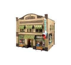 Woodland Scenics #BR4943 Dugan's Paint Store - N Scale