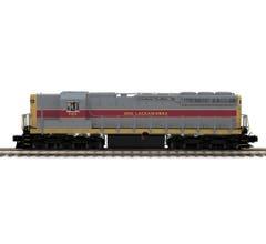 MTH #20-21325-1 SD24 Diesel Engine w/Proto-Sound 3.0 - Erie Lackawanna #1144