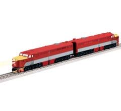 Lionel #2133400 Legacy PA AA set - M-K-T #152A/152C