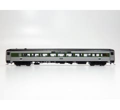 Rapido #17233 8600 Stainless Steel Coach - Penn Central #2502