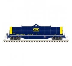 Atlas #50004873 42' COIL STEEL CAR CSX #496608