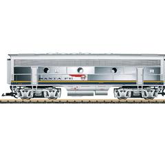 LGB #20587 Santa Fe F7B Diesel Locomotive