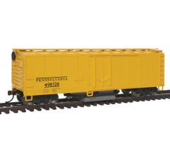 Walthers #931-1483 Track Cleaning Boxcar - Pennsylvania Railroad