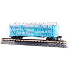 """Broadway Limited #6586 Holiday Season Stock Car """"Merry Christmas"""" Holiday Sounds"""