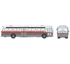 Rapido #751031 Pittsburgh (Port Authority) New Look Bus- #2421 Deluxe