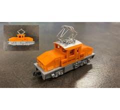 Kato #10-504 Pocket Line Series Steeple Cab Electric Locomotive