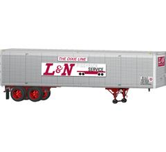 Lionel #6-84884 40' Trailer 2 Pack- L&N