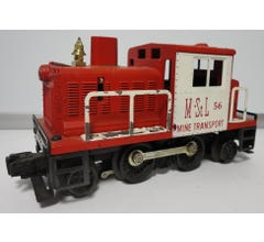 Lionel #LIO56A Mine Transport Road Number 56