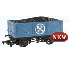 Bachmann #98025 Thomas & Friends- Mining Wagon with Load-Blue