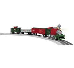 Lionel #2023070 Lionel Junction Christmas LionChief Set w/Illuminated track