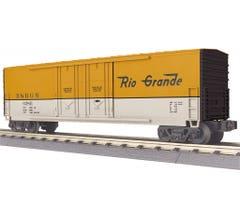 MTH #30-71054 50' Double Door Plugged Boxcar - Denver Rio Grande