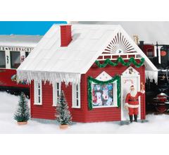 PIKO #62703 Santa's House Built up