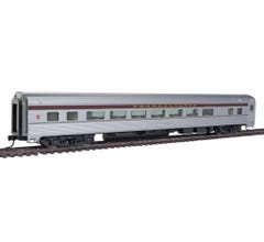 Walthers #910-30006 85ft Budd Large-Window Coach - Pennsylvania Railroad
