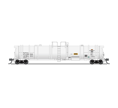 Broadway Limited #3834 Cryogenic Tank Car UTLX White Single Car