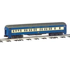 Williams #43356 72' Scale Heavyweights 4 Car Passenger Sets (Baggage, Two Pullmans, and Observation),Jersey Central