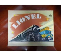 Lionel 1969C1 1969 Catalog