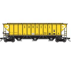 Trainworx #24455-01 PS4427 Covered Hopper - Cargill
