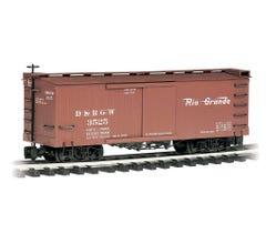 Bachmann #93301 Denver & Rio Grande Western Box Car