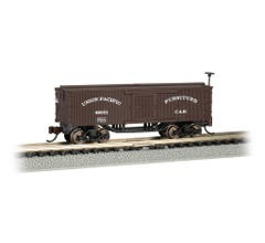 Bachmann #15651 Old Time Box Car - Union Pacific