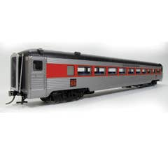 Rapido #17217 8600 Stainless Steel Coach - New Haven McGinnis #8675