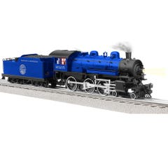 Lionel #2131080 Reading & Northern 4-6-0 w/Legacy Steam