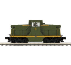 MTH #20-21110-1 Canadian National GE 44Ton Diesel Engine w/Proto-Sound 3.0 (Hi-Rail Wheels)