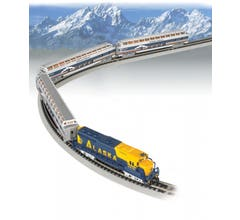 Bachmann #24023 McKinley Explorer Train Set