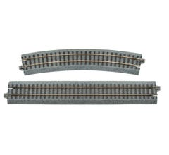 Blackstone Models #B500900 ProTraxx HOn3 Snap-Track - Starter Set 4 Straight Sections 16 Curved Sections