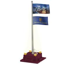 Lionel #6-85271 Polar Express Flagpole