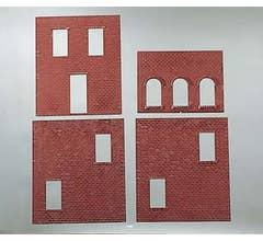 PIKO 62809 US- Stone Walls