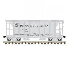 Atlas #20006568 ACF PS-2 Covered Hopper Pennsylvania #257901
