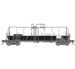 Athearn #16355 16K Clay Slurry Tank Car - SHPX #201971