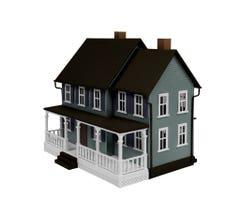 Lionel #1930420 Bishop House - Kit