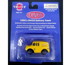 American Heritage Models #87-004 1950s Divco Delivery Truck - Florence Bros. Dairy Product