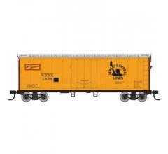 Atlas #20006133 40' Plug Door Box Car - Jersey Central Lines #1434