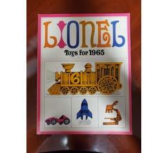 Lionel 1965C1 1965 Catalog