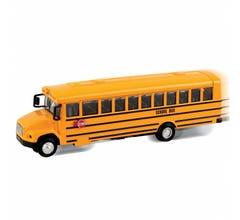 Daron #RM3500 Road Marks School Bus 1/43