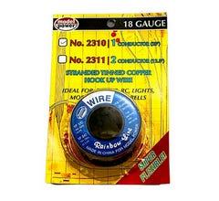 Model Power #2310 18-Gauge, One Conductor 25 feet Wire
