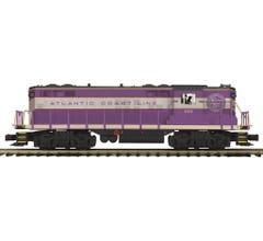 MTH #20-21522-1 GP-9 Diesel Engine With Proto-Sound 3.0 - Atlantic Coast Line Cab No. 110