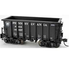 Bowser #41970 PRR G-39 70 Ton w/Crown Trucks #14014