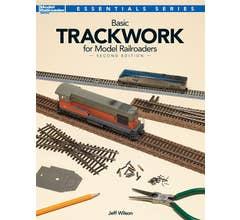 Kalmbach #12479 Basic Trackwork for Model Railroaders, Second Edition