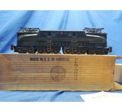Lionel #LIO2332 Pennsylvania Railroad GG1 Road Number 2332