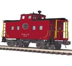 MTH #20-91715 Steel Caboose (Center Cupola) - New York Central